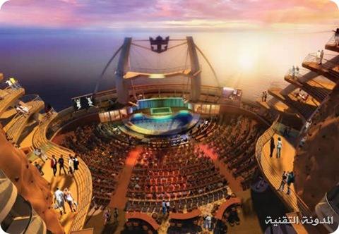 Oasis of the Seas واحة البحار